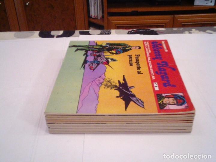 Cómics: JOHNNY HAZARD - ANTOLOGIA DEL COMIC BURU LAN - COMPLETA - 11 NUMEROS - BUEN ESTADO - GORBAUD -CJ 4 - Foto 4 - 152510522