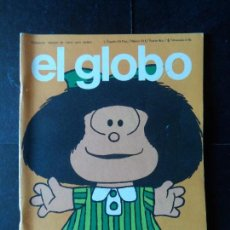Cómics: EL GLOBO Nº 1 EDICIONES BURULAN BURU LAN . Lote 152662018