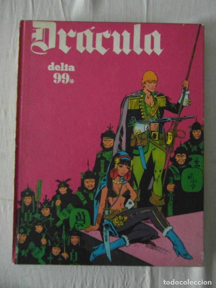 DRACULA TOMO 4 DELTA 99. BURU-LAN. 1972. BURU LAN (Tebeos y Comics - Buru-Lan - Drácula)