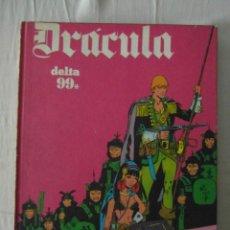 Cómics: DRACULA TOMO 4 DELTA 99. BURU-LAN. 1972. BURU LAN. Lote 152710434