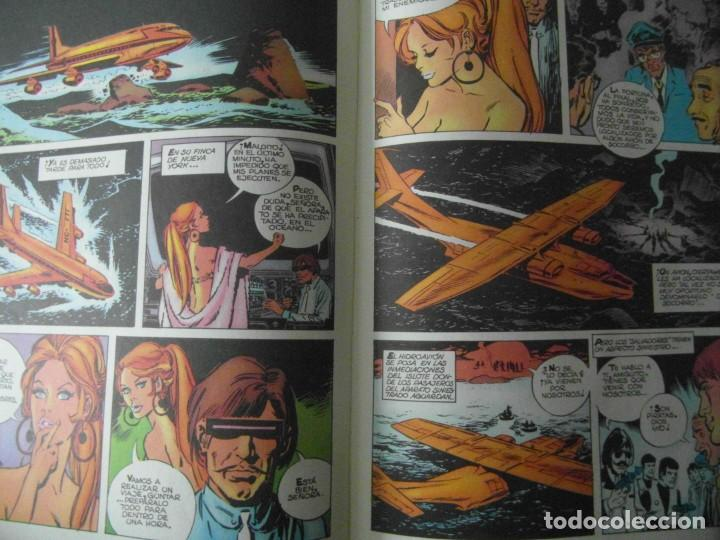 Cómics: DRACULA TOMO 4 DELTA 99. BURU-LAN. 1972. BURU LAN - Foto 3 - 210383745
