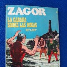 Cómics: ZAGOR Nº 25 - BURU LAN. Lote 152721350