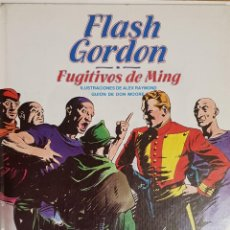 Cómics: FLASH GORDON. FUGITIVOS DE MING. Lote 153123314