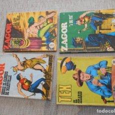 Comics : COMICS DE ZAGOR Y TEX . Lote 153328838