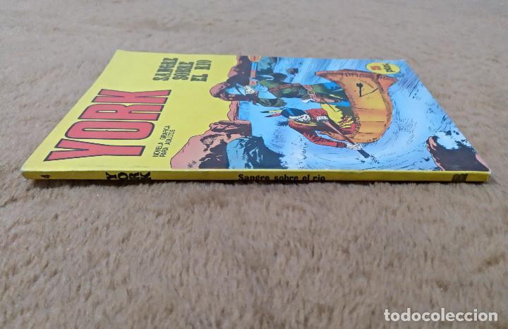 Cómics: YORK nº 4 (Buru Lan 1971) - Foto 2 - 153453142