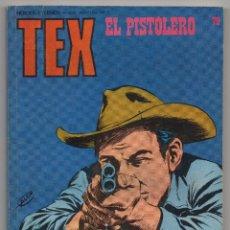 Cómics: TEX Nº 79 (BURU LAN 1974). Lote 153454674