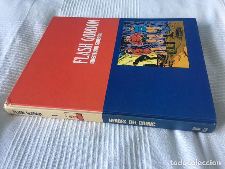 Cómics: FLASH GORDON. Héroes del Cómic . BURU LAN TOMO 9. Muy buen estado - Foto 4 - 153471681