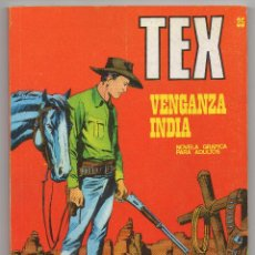 Cómics: TEX Nº 25 (BURU LAN 1971). Lote 153472930