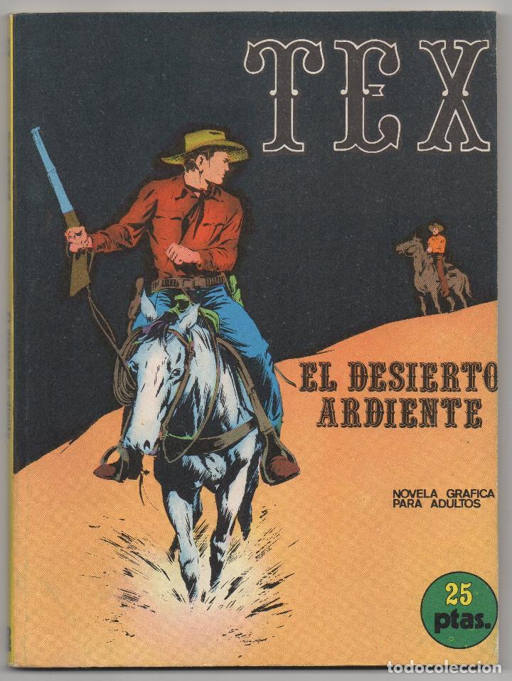 TEX Nº 13 (BURU LAN 1971) (Tebeos y Comics - Buru-Lan - Tex)