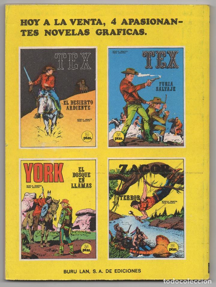Cómics: TEX nº 13 (Buru Lan 1971) - Foto 3 - 153474286