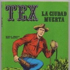 Cómics: TEX Nº 5 (BURU LAN 1970). Lote 153475018