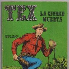 Cómics: TEX Nº 5 (BURU LAN 1970). Lote 153475398