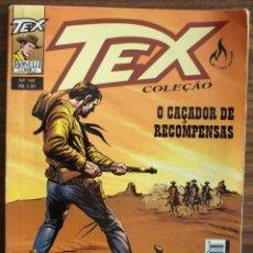 Cómics: TEX O CAÇADOR DE RECOMPENSAS Nº 180.. Lote 153508430