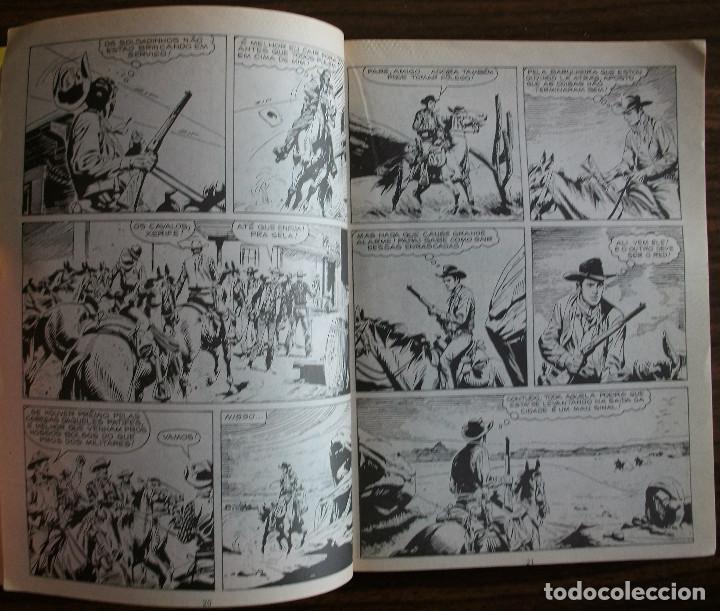 Cómics: TEX O CAÇADOR DE RECOMPENSAS Nº 180. - Foto 2 - 153508430