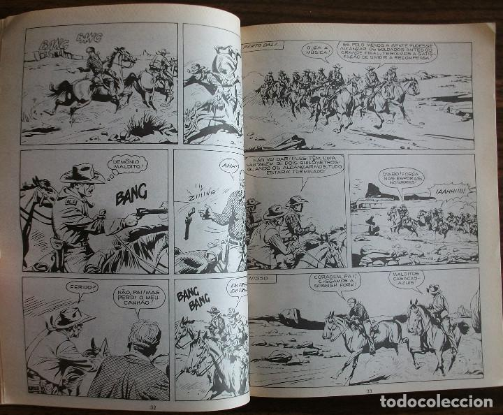 Cómics: TEX O CAÇADOR DE RECOMPENSAS Nº 180. - Foto 3 - 153508430