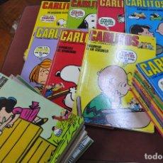 Cómics: 31 COMICS DE CARLITOS Y LOS CEBOLLETAS - CO1. Lote 153799386