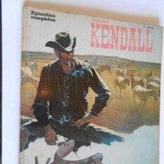 Cómics: SHERIFF KENDALL NUMERO 5 BURULAN 60 PAGINAS A COLOR. Lote 154201922