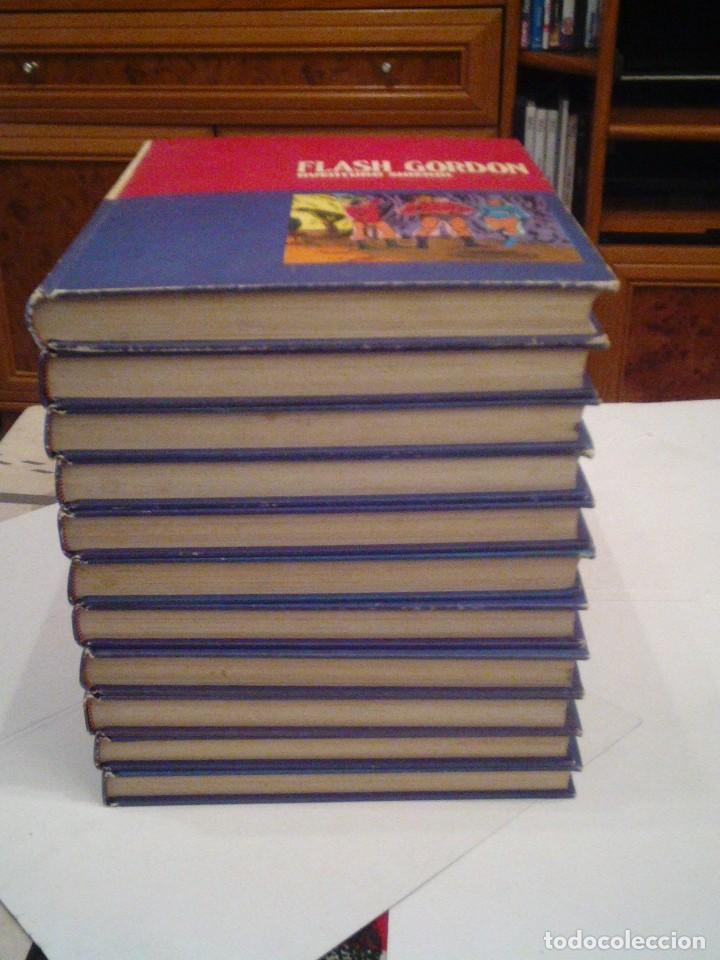 Cómics: FLASH GORDON - BURU LAN - COLECCION COMPLETA - 11 TOMOS - MUY BUEN ESTADO - GORBAUD - Foto 3 - 154370542