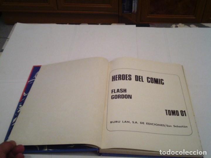 Cómics: FLASH GORDON - BURU LAN - COLECCION COMPLETA - 11 TOMOS - MUY BUEN ESTADO - GORBAUD - Foto 8 - 154370542
