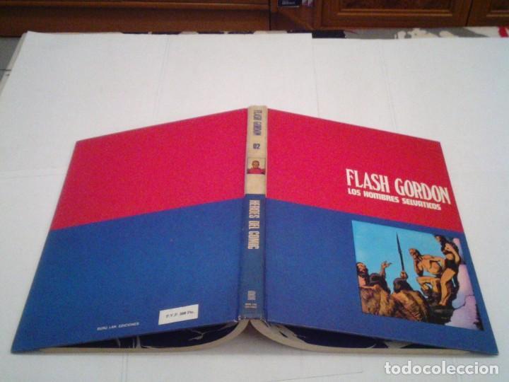 Cómics: FLASH GORDON - BURU LAN - COLECCION COMPLETA - 11 TOMOS - MUY BUEN ESTADO - GORBAUD - Foto 14 - 154370542