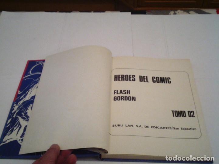 Cómics: FLASH GORDON - BURU LAN - COLECCION COMPLETA - 11 TOMOS - MUY BUEN ESTADO - GORBAUD - Foto 16 - 154370542
