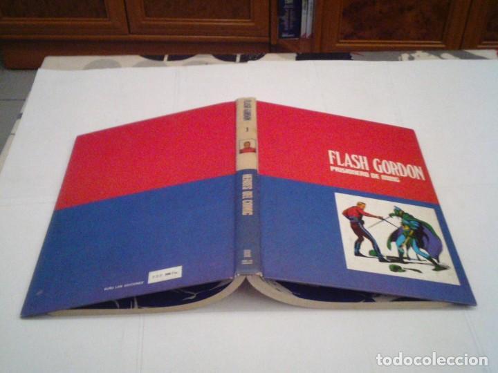 Cómics: FLASH GORDON - BURU LAN - COLECCION COMPLETA - 11 TOMOS - MUY BUEN ESTADO - GORBAUD - Foto 22 - 154370542