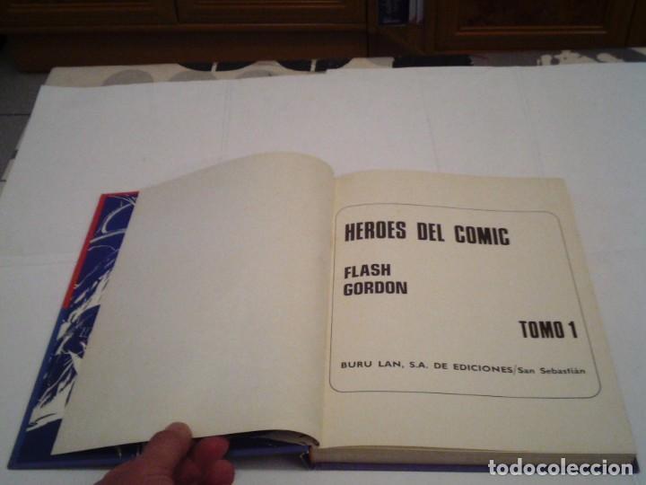 Cómics: FLASH GORDON - BURU LAN - COLECCION COMPLETA - 11 TOMOS - MUY BUEN ESTADO - GORBAUD - Foto 24 - 154370542