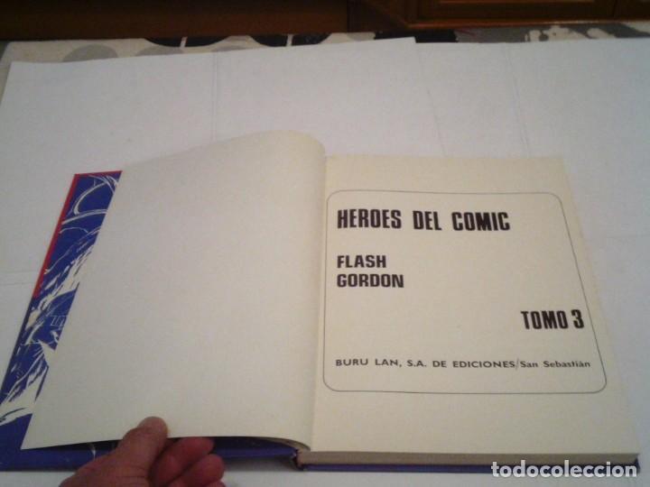 Cómics: FLASH GORDON - BURU LAN - COLECCION COMPLETA - 11 TOMOS - MUY BUEN ESTADO - GORBAUD - Foto 41 - 154370542