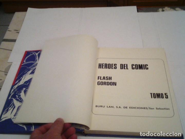Cómics: FLASH GORDON - BURU LAN - COLECCION COMPLETA - 11 TOMOS - MUY BUEN ESTADO - GORBAUD - Foto 57 - 154370542