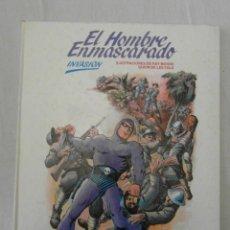 Cómics: EL ENMASCARADO. INVASION. BURULAN. Lote 154472790
