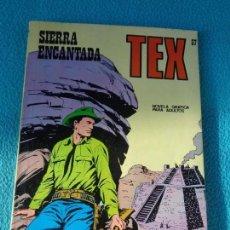Cómics: TEX - NÚMERO 57 - SIERRA ENCANTADA - FORMATO TACO - BURULAN. Lote 154520994