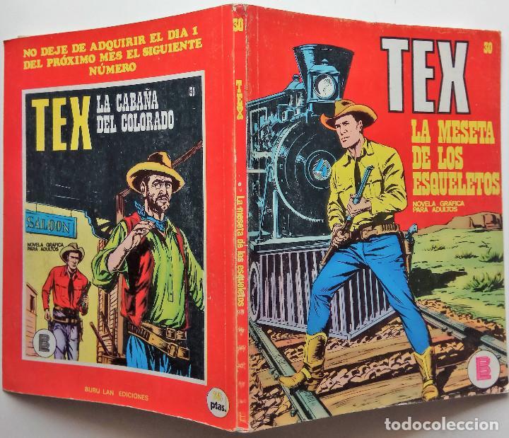 Cómics: TEX Nº 30 - AÑO 1971 - Foto 2 - 154533910