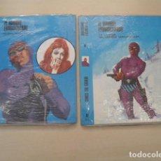 Cómics: TAPAS DE BURULAN, PARA ENCUADERNAL LOS FASCICULOS DEL HOMBRE ENMASCARADO.. Lote 154541110