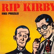 Cómics: RIP KIRBY 1974 - MISS PRISCILLA - EL FIN DE UNA PESADILLA. Lote 154627506
