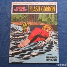 Cómics: HÉROES DEL CÓMIC - FLASH GORDON 21 VOLUMEN II FASCÍCULO 21 - BURU LAN COMICS 1 OCTUBRE 1971. Lote 154916962