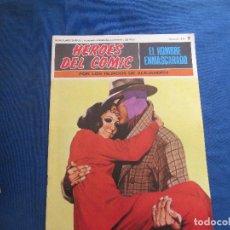 Cómics: HEROES DEL COMIC - EL HOMBRE ENMASCARADO 9 VOLUMEN I FASCÍCULO 9 - BURU LAN COMICS 26 MARZO 1971. Lote 154934850