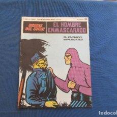 Cómics: HEROES DEL COMIC - EL HOMBRE ENMASCARADO 25 VOLUMEN III FASCÍCULO 25 - BURU LAN COMICS 16 JULIO 1971. Lote 154936486