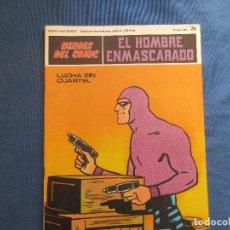 Cómics: HEROES DEL COMIC - EL HOMBRE ENMASCARADO 26 VOLUMEN III FASCÍCULO 26 - BURU LAN COMICS 23 JULIO 1971. Lote 154936774