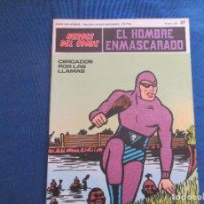 Cómics: HEROES DEL COMIC - EL HOMBRE ENMASCARADO 27 VOLUMEN III FASCÍCULO 27 - BURU LAN COMICS 30 JULIO 1971. Lote 154937142