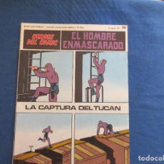 Cómics: HEROES DEL COMIC - EL HOMBRE ENMASCARADO 30 VOLUMEN III FASCÍCULO 30 BURU LAN COMICS 20 AGOSTO 1971. Lote 154938506
