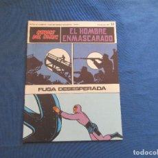 Cómics: HEROES DEL COMIC EL HOMBRE ENMASCARADO 33 VOLUMEN III FASCÍCULO 33 BURU LAN COMICS 10 SETIEMBRE 1971. Lote 154944162