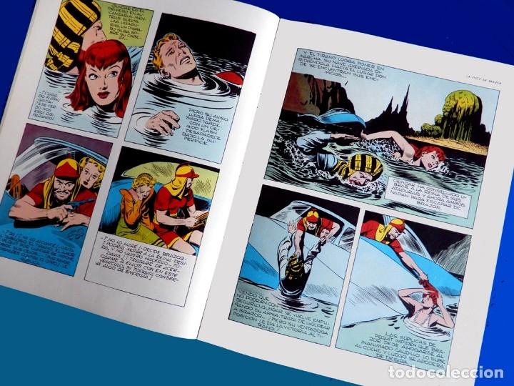Cómics: FLASH GORDON, LOTE DE 4 FASCÍCULOS; Nº 21- 22- 23- 24 - PERTENECIENTES AL TOMO 2 - 1971 - BURU LAN - Foto 4 - 150816154
