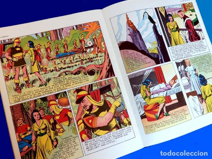 Cómics: FLASH GORDON, LOTE DE 10 FASCÍCULOS PERTENECIENTES AL TOMO 2, 1971 - BURU-LAN - COMO NUEVOS - Foto 5 - 84867252