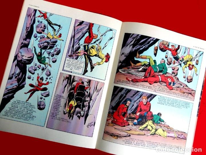 Cómics: FLASH GORDON, LOTE DE 10 FASCÍCULOS PERTENECIENTES AL TOMO 2, 1971 - BURU-LAN - BUEN ESTADO. - Foto 7 - 84867252