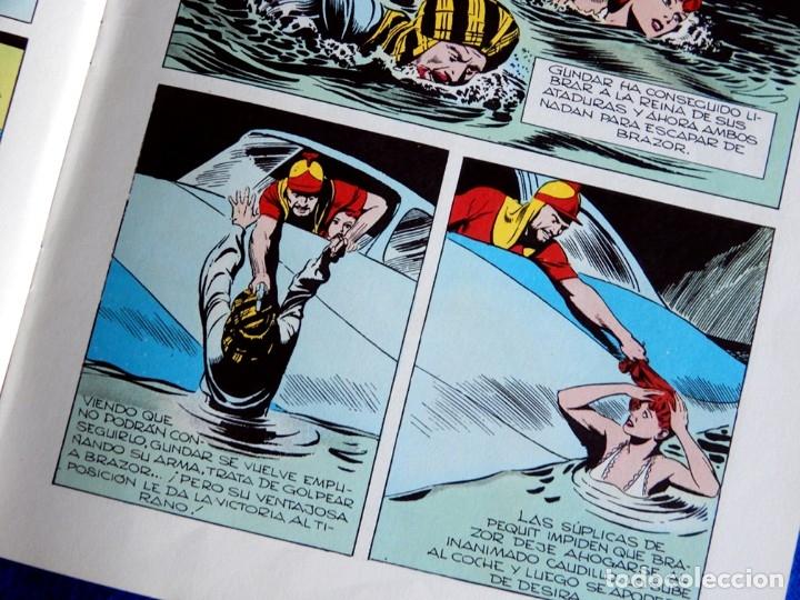 Cómics: FLASH GORDON, LOTE DE 10 FASCÍCULOS PERTENECIENTES AL TOMO 2, 1971 - BURU-LAN - BUEN ESTADO. - Foto 17 - 84867252