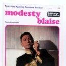Cómics: MODESTY BLAISE FASCÍCULO 10. MISTER SUN (JIM HADAWAY) BURULAN BURU LAN, 1973. Lote 155223438
