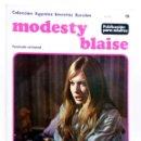 Cómics: COLECCIÓN AGENTES SECRETOS. MODESTY BLAISE FASCÍCULO 15 (JIM HADAWAY) BURULAN BURU LAN, 1974. Lote 155223450