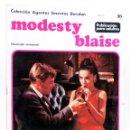 Cómics: COLECCIÓN AGENTES SECRETOS. MODESTY BLAISE FASCÍCULO 20 (JIM HADAWAY) BURULAN BURU LAN, 1974. Lote 155223888