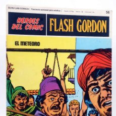 Cómics: HEROES DEL COMIC. FLASH GORDON 56. EL METEORO (ALEX RAYMOND) BURULAN BURU LAN, 1971. Lote 155224996