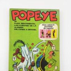 Fumetti: POPEYE TOMO 8 BURULAN. Lote 155372950